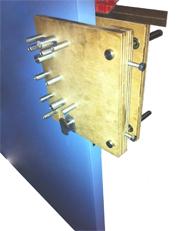 slam lock fitting instructions